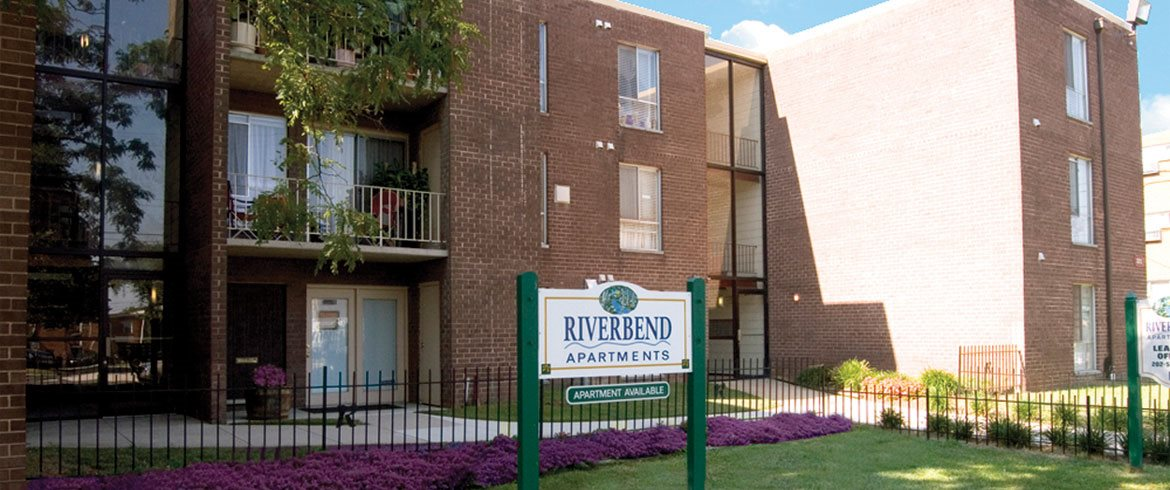 Riverbend Apartments in SE Washington DC