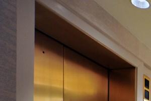 Elevators at The Saratoga Apartments, Washington, DC