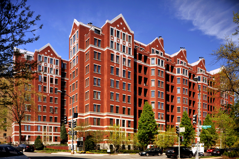 The Saratoga Apartments NW Washington DC