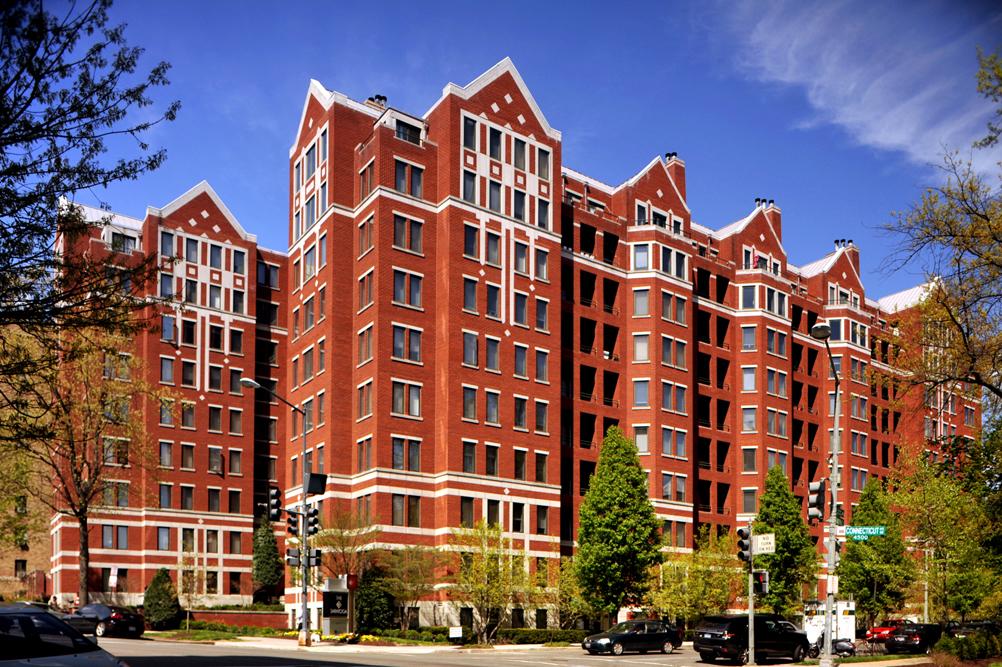 The Saratoga Apartments NW Washington DC