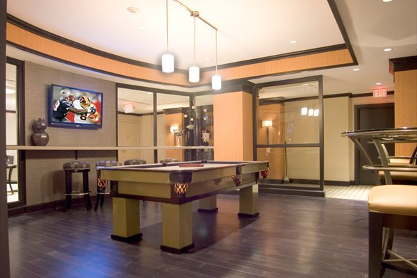 Resident Lounge with Billiards, Wi-Fi and more at The Chesapeake, Washington