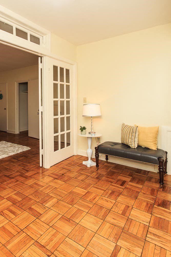 Beautiful Hardwood Floors at The Chesapeake, Washington, DC