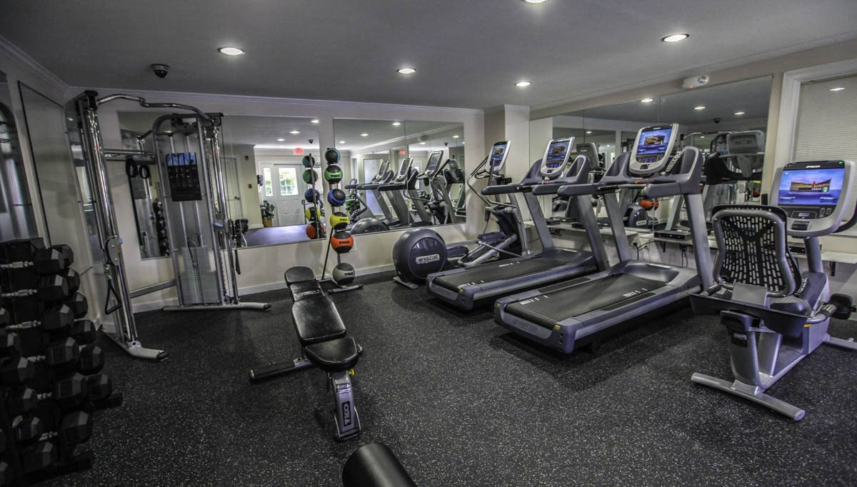 Fitness Center with Updated Equipment at Tuscarora Creek, Virginia