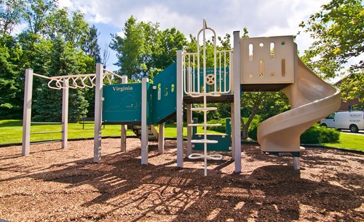 Playground at Tuscarora Creek