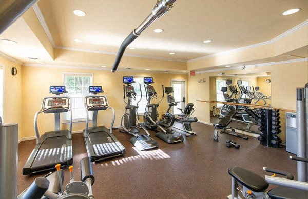 Cardio Equipment at Saratoga Square, Springfield