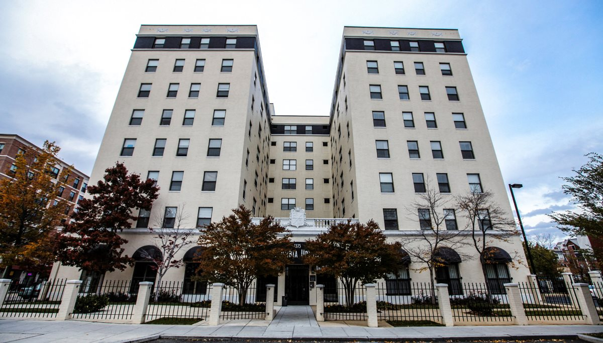 Centrally Located Community at Columbia Uptown, Washington D.C.
