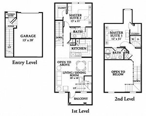 The Glades Town Home
