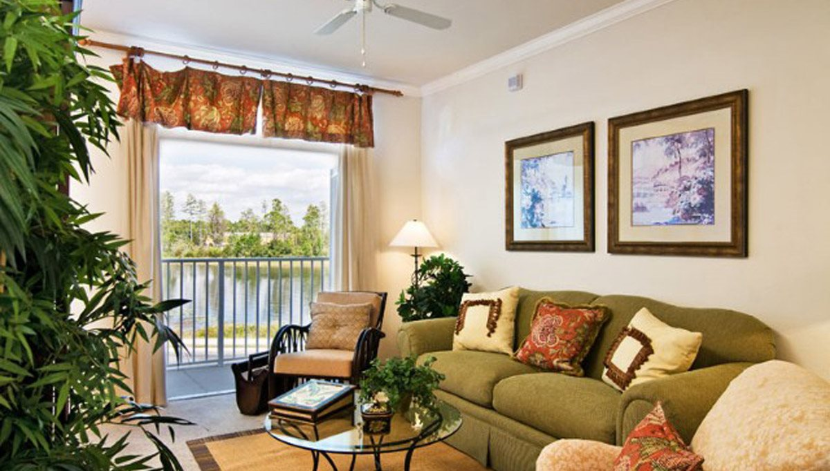 Private Balconies and Terraces at Northlake Park, Orlando
