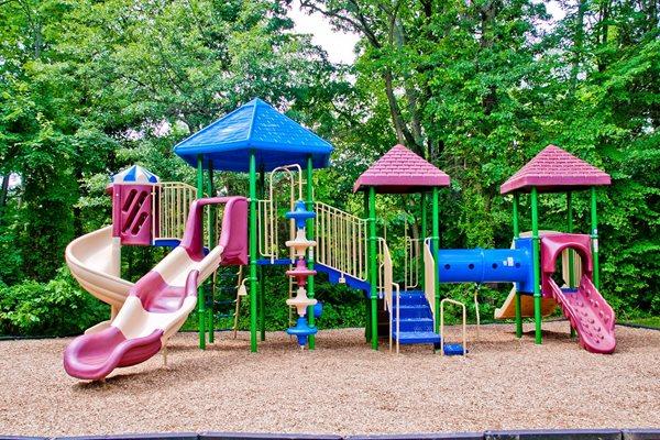 Children's Play Area at Broadlands, Ashburn, Virginia