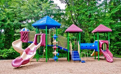 Playground at Broadlands
