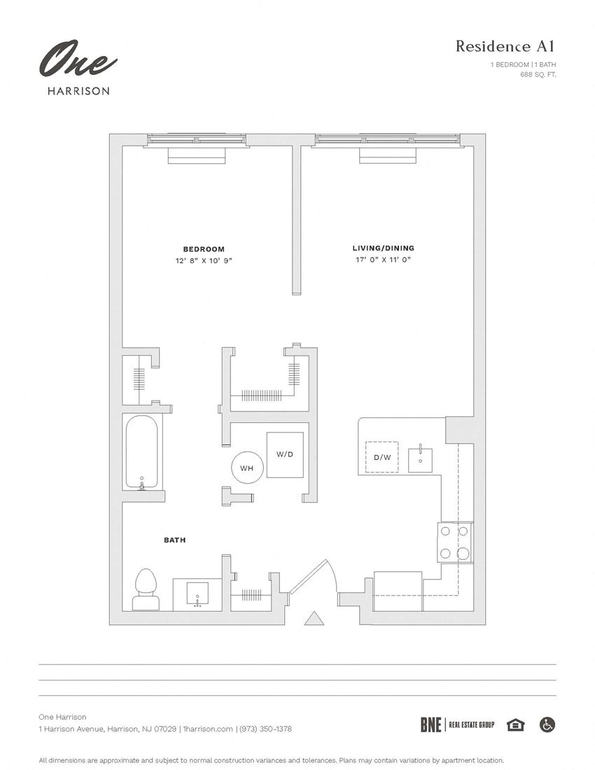 Residence A1