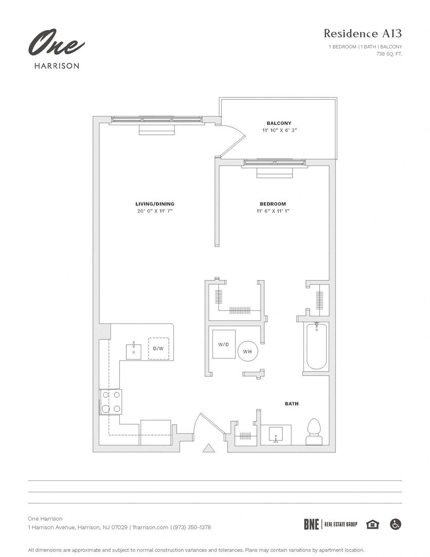 Residence A13