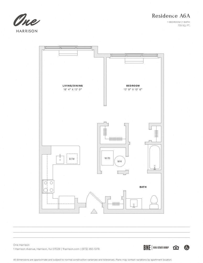 Residence A6A
