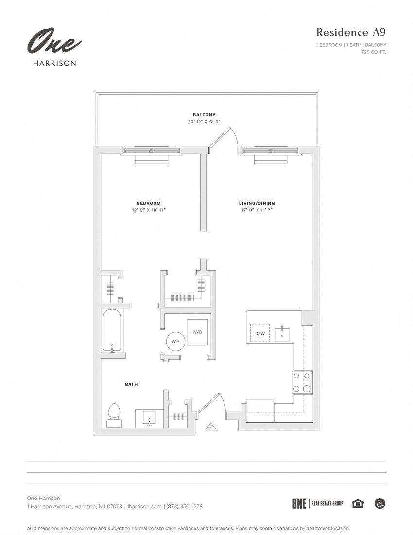 Residence A9