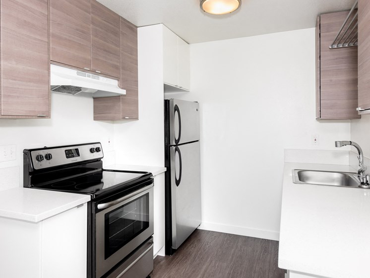 Holgate Lofts Apartments | Kitchen