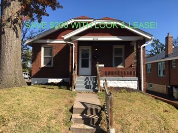 8153 Toddy Ave 2 Beds House for Rent Photo Gallery 1