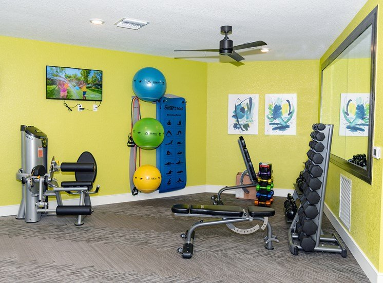Ventura at Turtle Creek - Fitness Center