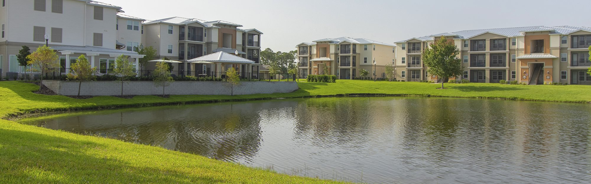 Ventura at Turtle Creek Apartments for rent in Rockledge, FL. Make this community your new home or visit other ConcordRENTS communities at ConcordRENTS.com. Lake view