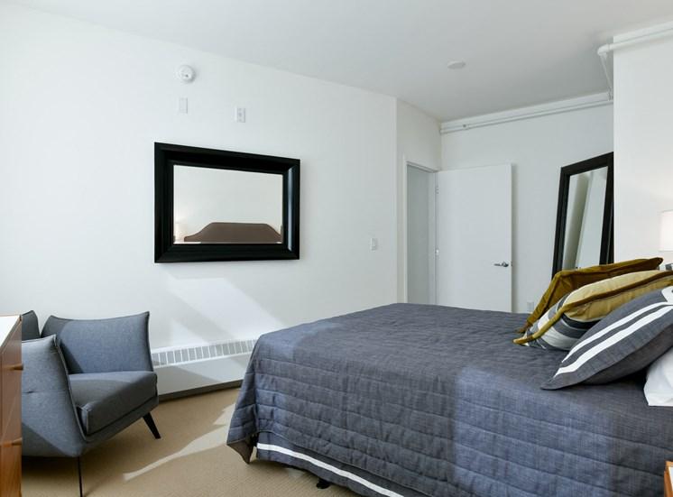 Large Comfortable Bedrooms at Venn On Market, San Francisco, CA, 94102