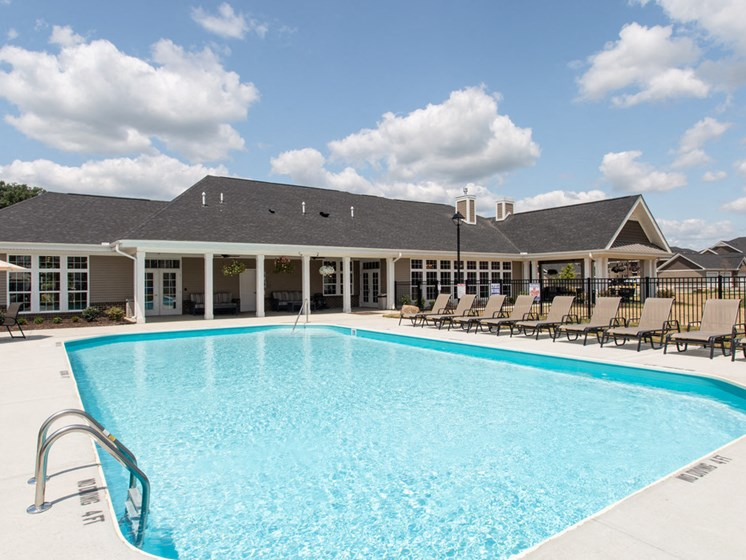 Beautiful Resort Style Pool!