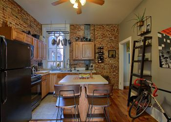 1933 North 3rd Street Studio Apartment for Rent Photo Gallery 1