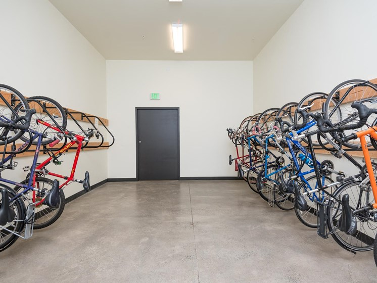 Slogan Apartments | Bike Storage