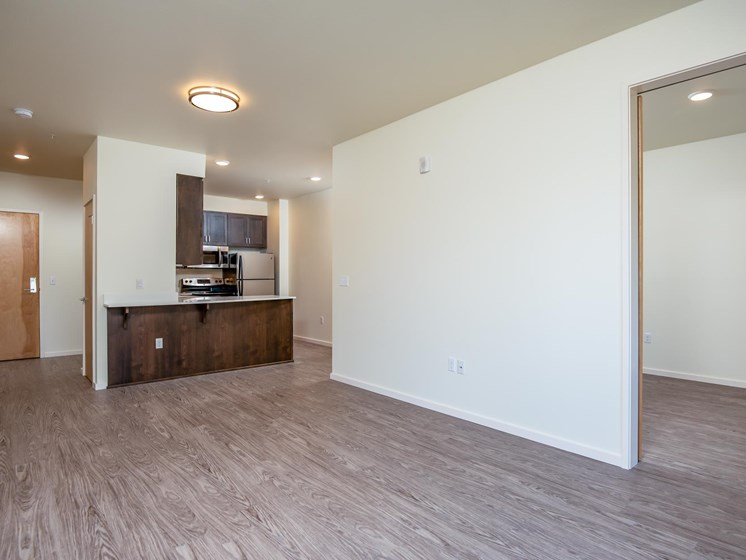 Slogan Apartments | One Bedroom Floor Plan