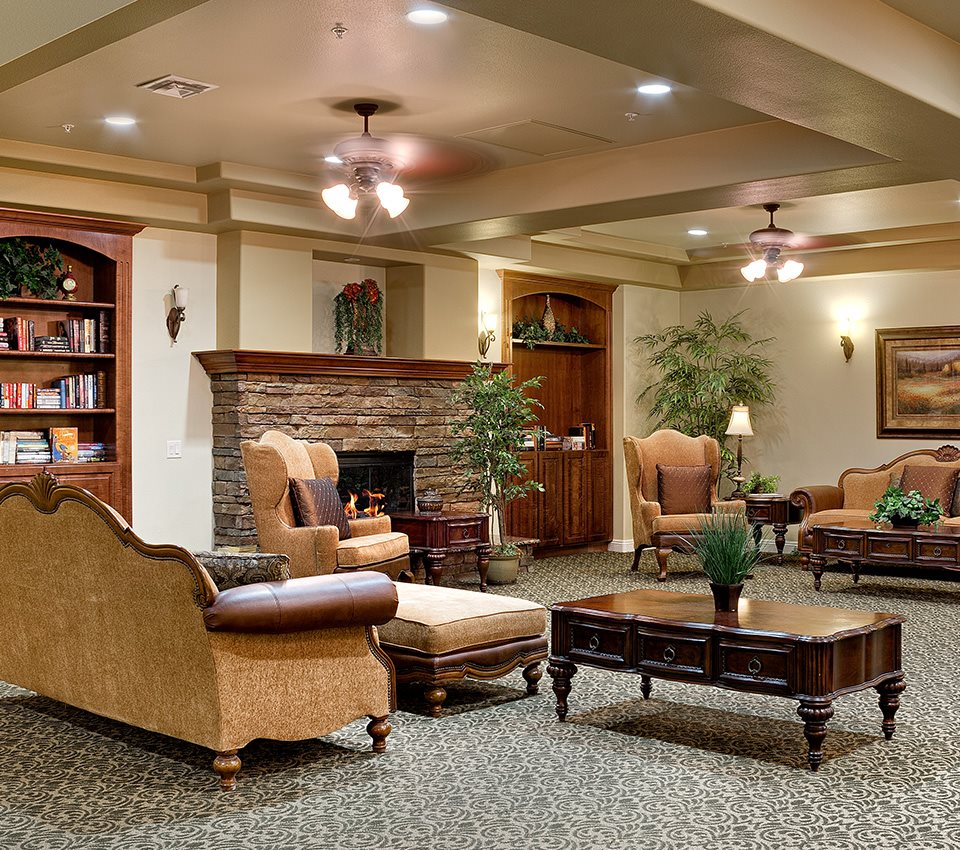 Upgraded Interiors at Pacifica Senior Living San Martin, Nevada, 89113