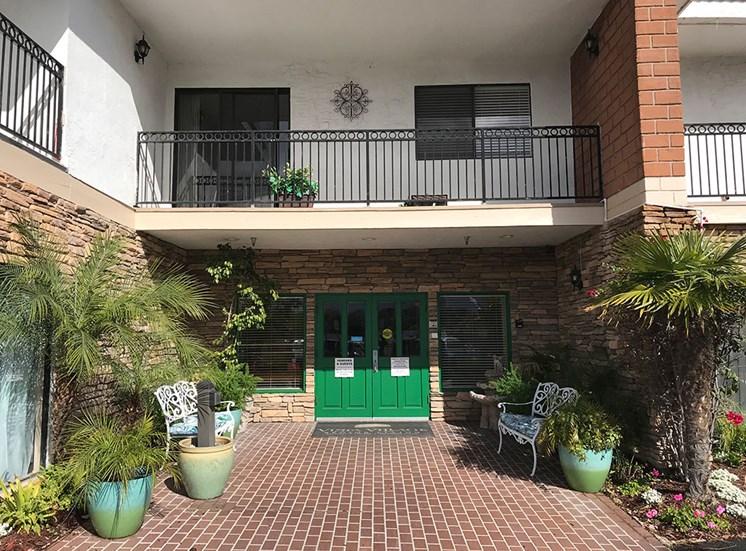 Property Entrance at Alta Vista Senior Living, 92083