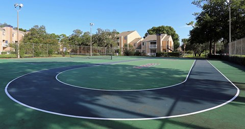 Stay active at The Park at Laurel Oaks