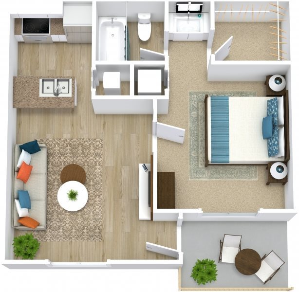 The Harbors Apartments