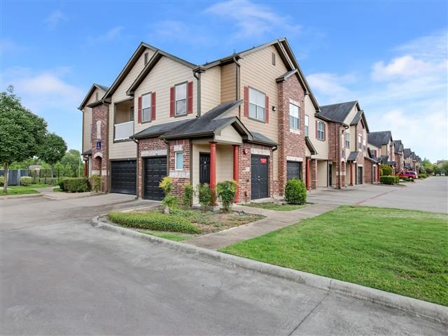 Attached Garages and Storage Units Available at Artesian on Westheimer Apartments, Houston, TX, 77077