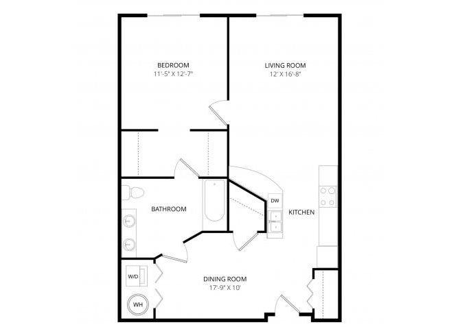 Heritage Hills Apartments Floor Plans Apartments In Renton Weidner