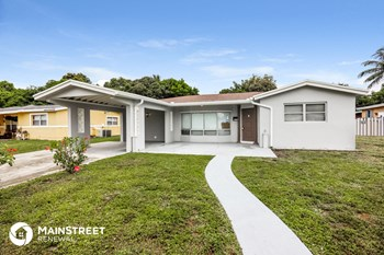 3555 NW 32nd Ct 3 Beds House for Rent Photo Gallery 1