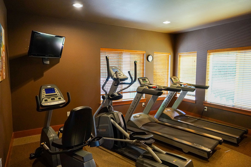 High Endurance Fitness Center at Yauger Park Villas, Olympia, Washington