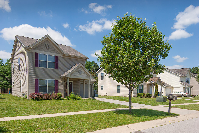 Garden View Acres Apartments, 1258 Rockcress Drive, Toledo