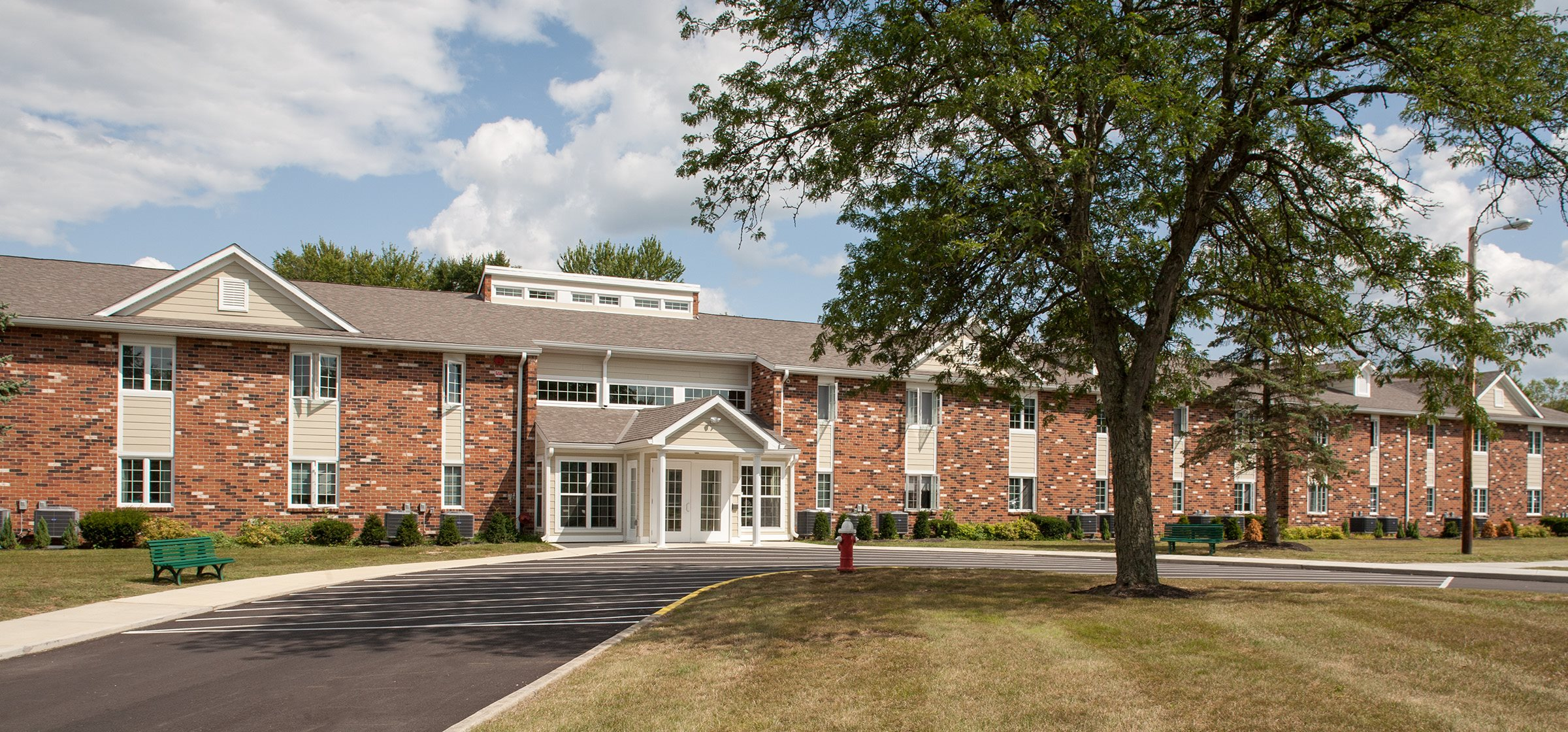 Georgetown Senior Apartments | Apartments in Delaware, OH