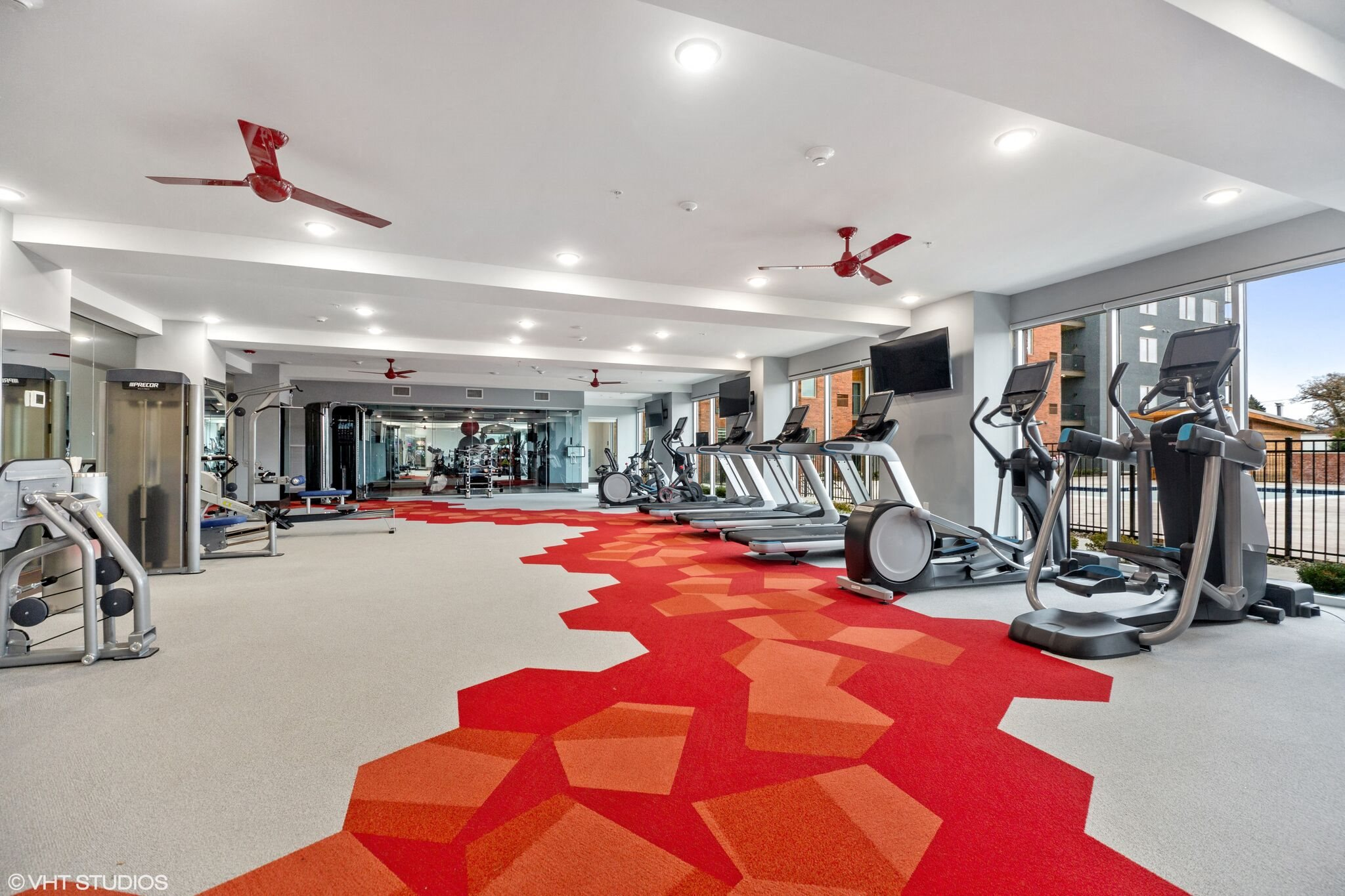 Luxury Gym Space
