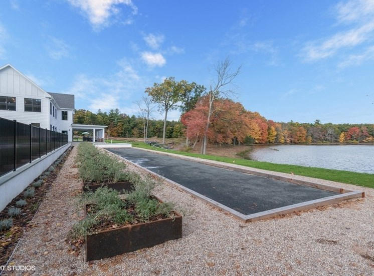 Numerous community amenities