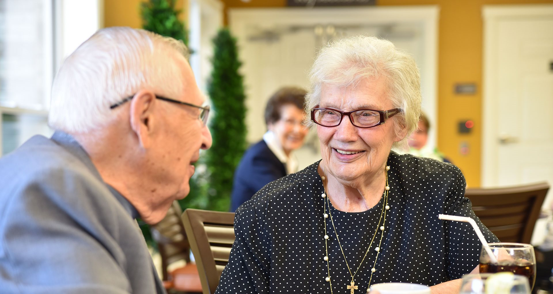 Assisted Living And Memory Care  at Rose Senior Living – Beachwood, Beachwood, Ohio