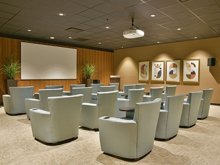 Rose Studio Theater at Rose Senior Living – Carmel, Indiana