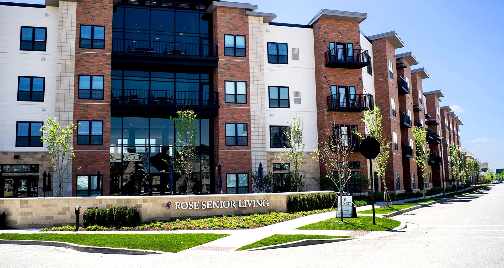 Access Controlled Community Living at Rose Senior Living – Carmel, Carmel, Indiana