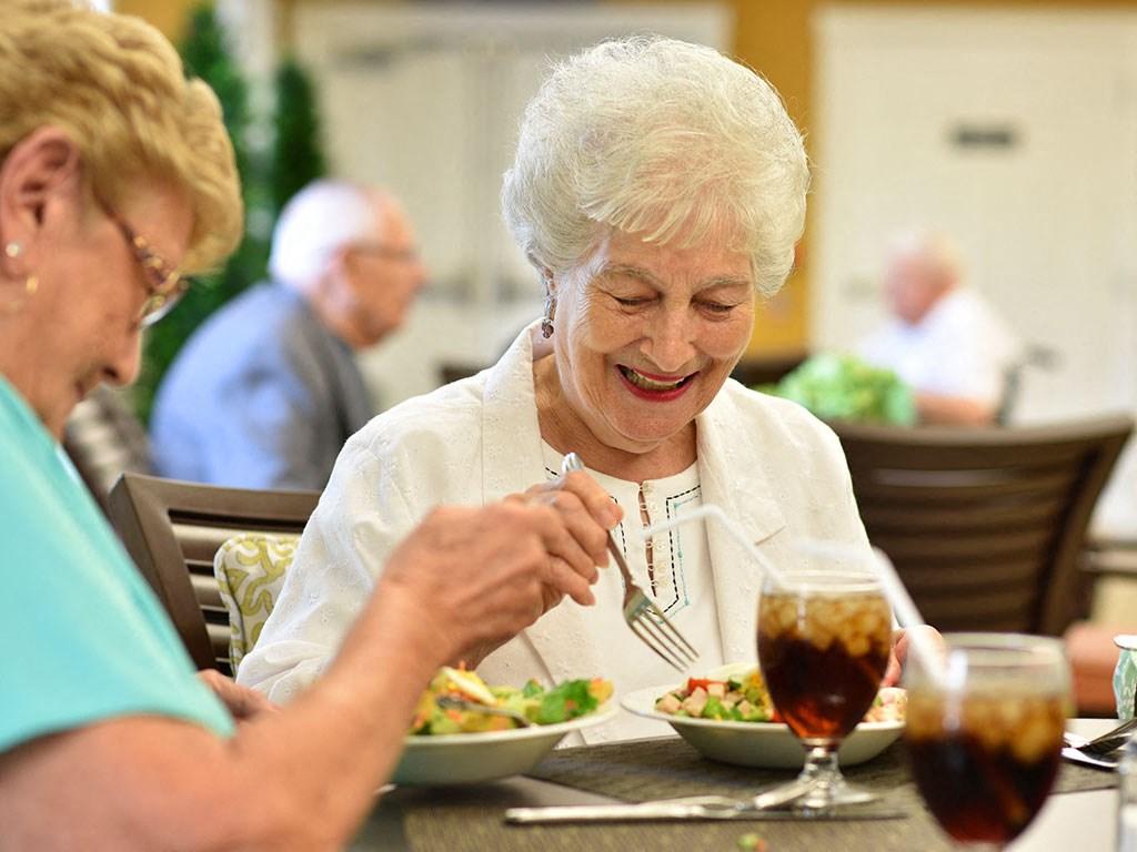 Country-Club Style Living at Rose Senior Living – Clinton Township, Clinton Township, Michigan