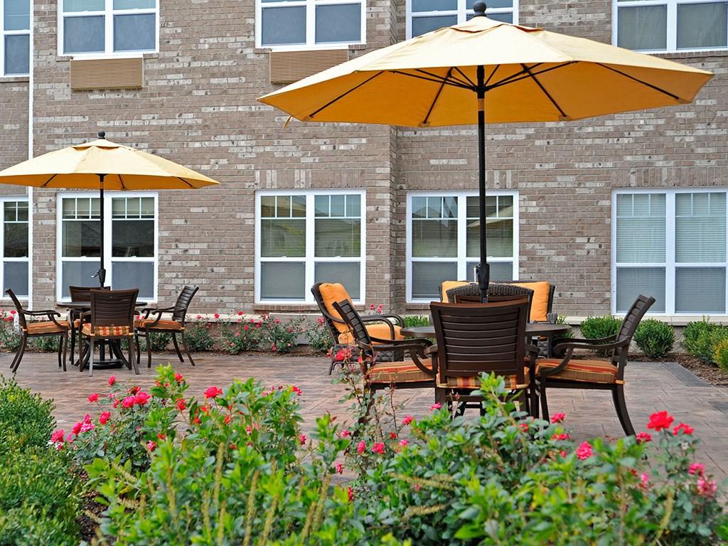 Memory Care Gardens at Rose Senior Living – Clinton Township, Michigan, 48038