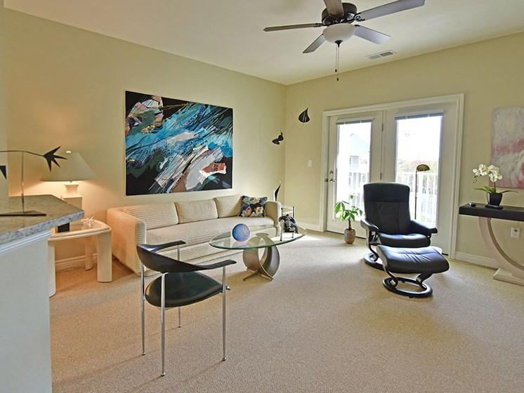 Living Spaces With Plenty of Natural Lights at Rose Senior Living at Providence Park, Novi, MI, 48374