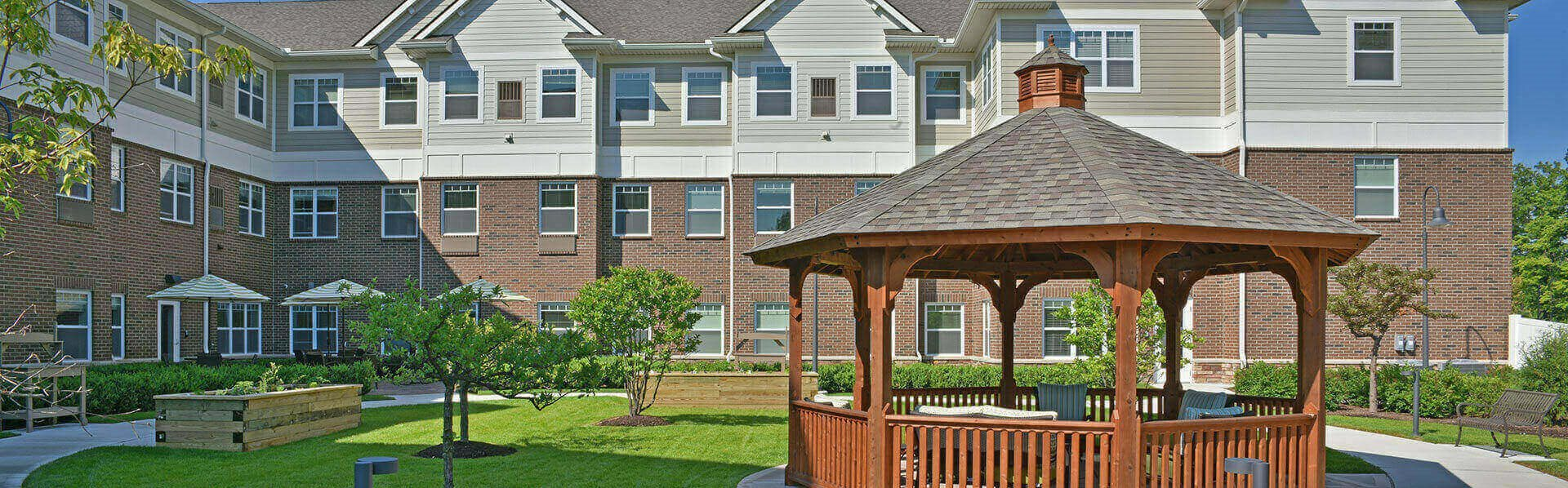 World-Class Amenities at Rose Senior Living at Providence Park, Michigan