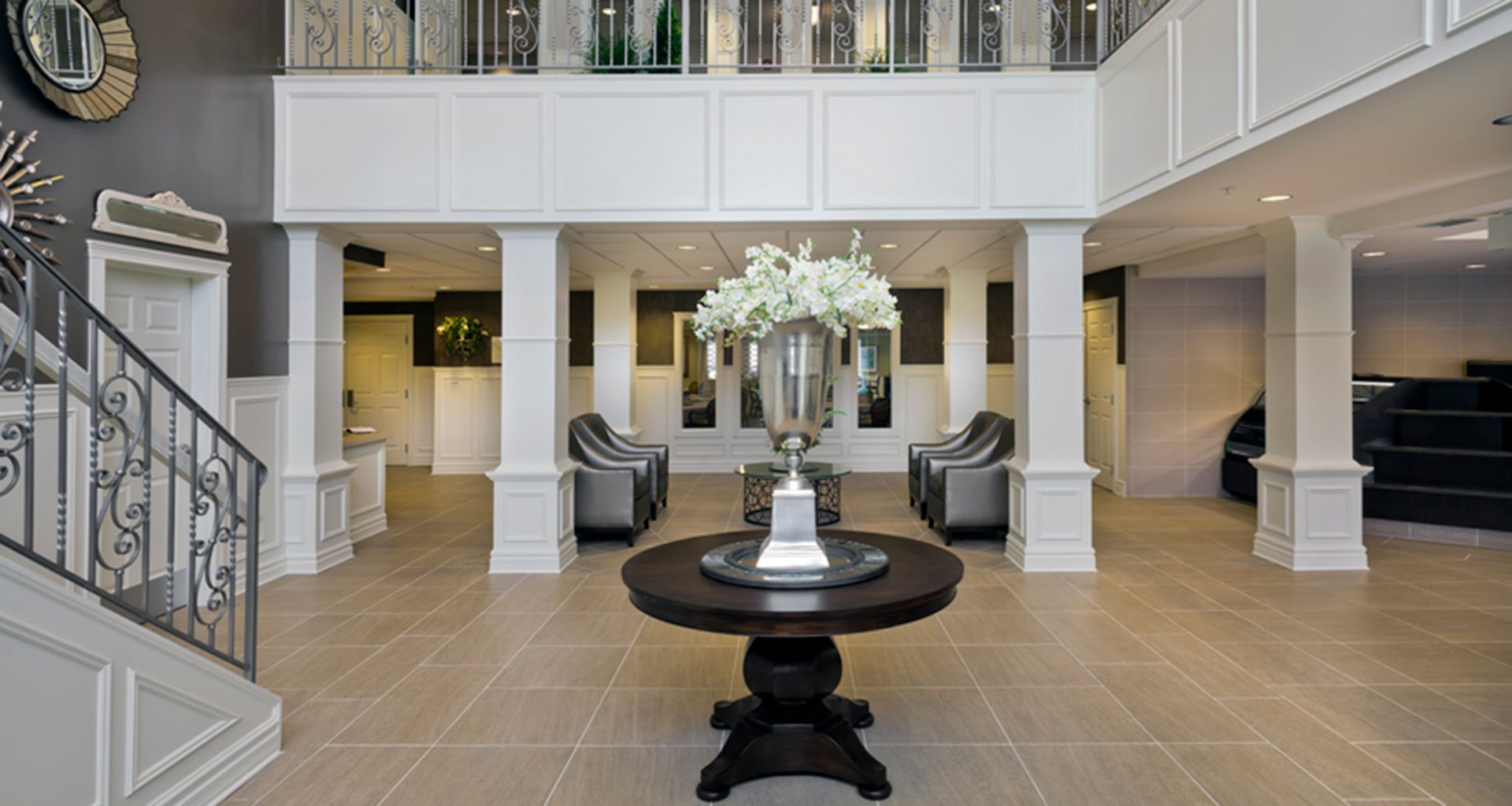 Picturesque Lobby Area at Heritage at Irene Woods, Memphis