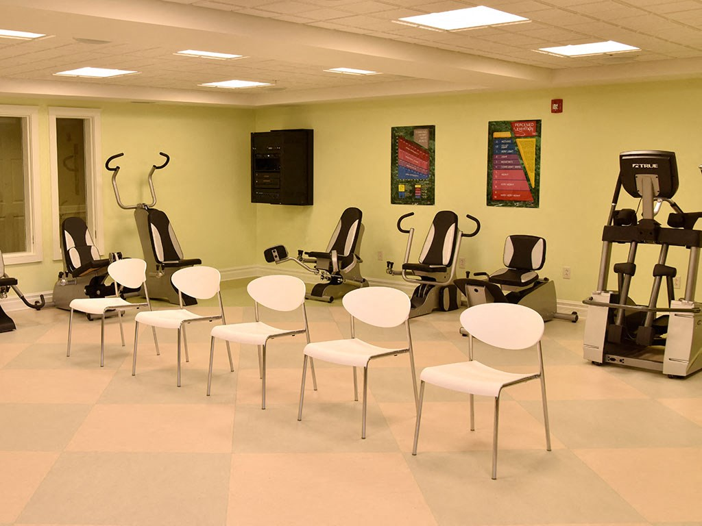 Wellness Center at Heritage at Irene Woods, Memphis, Tennessee