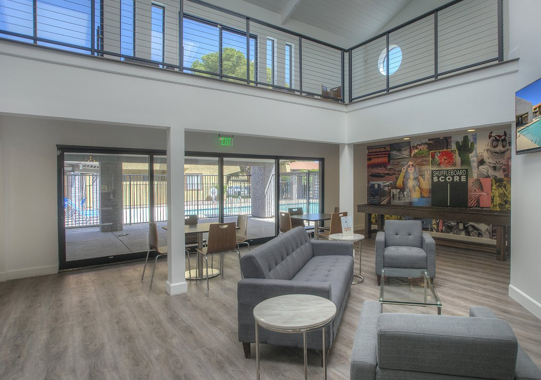 Sonoran Flats Apartments In Phoenix Az