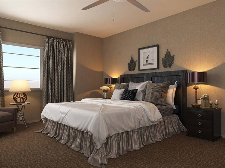Large bedrooms Available at Hollywood Hills, A Pacifica Senior Living Community, Los Angeles, CA, 90028